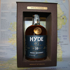 Hyde 10 Jahre 46 Irish Single Malt IMG 3214